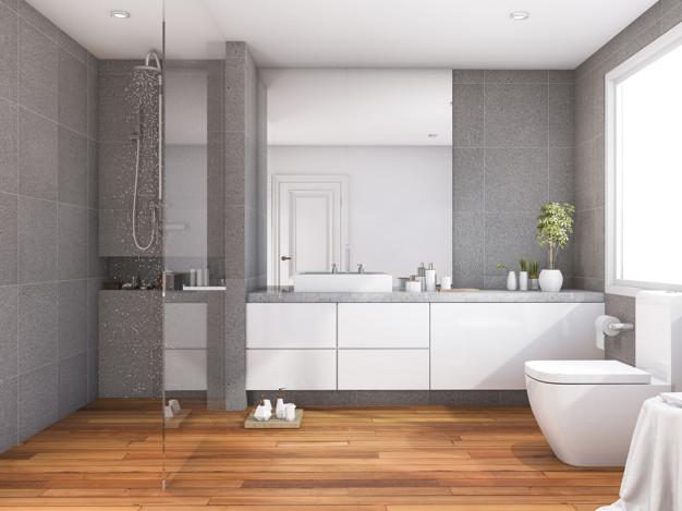 Husk disse råd til din badeværelsesrenovering