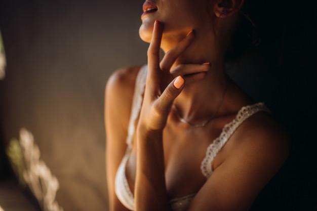 Den fantastiske dildo: Kvinde kend din krop