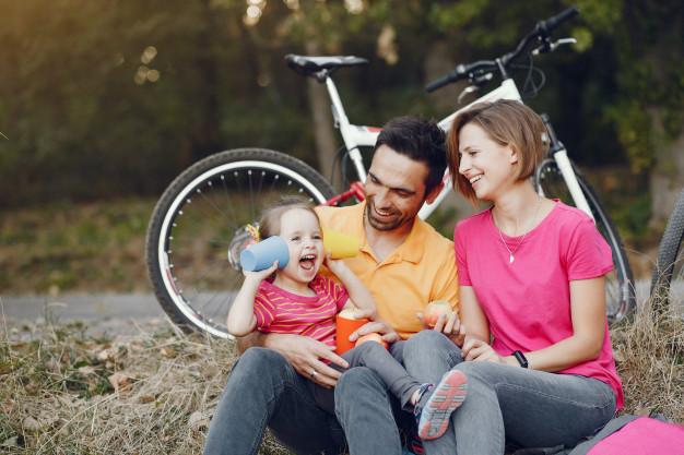 Pas på dit barn i trafikken med den rigtige cykelstol