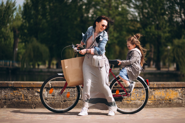 stol til cykel