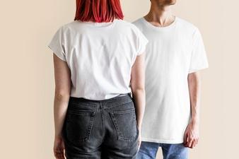 t shirt med tryk